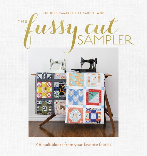 The Fussy Cut Sampler Book